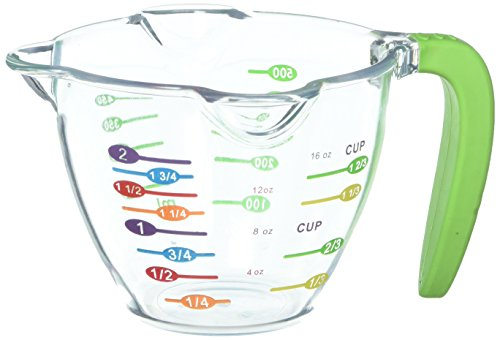 Curious Chef, 2-Cup Clear Measuring Cup for Baking and Cooking