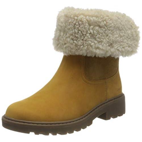 chollos oferta descuentos barato GEOX J CASEY GIRL WPF C CURRY Girls Boots rain size 30 EU