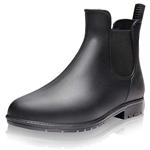 [aloalo hola] レインブーツ レインシューズ レディース メンズ 雨靴 サイドゴア