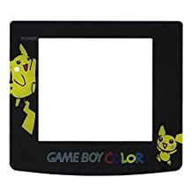 RetroGamerz Replacement Pokemon Screen Lens Game Boy Color GBC Screen Protector