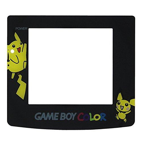 RetroGamerz Replacement Pokemon Screen Lens Game Boy Color GBC Screen Protector
