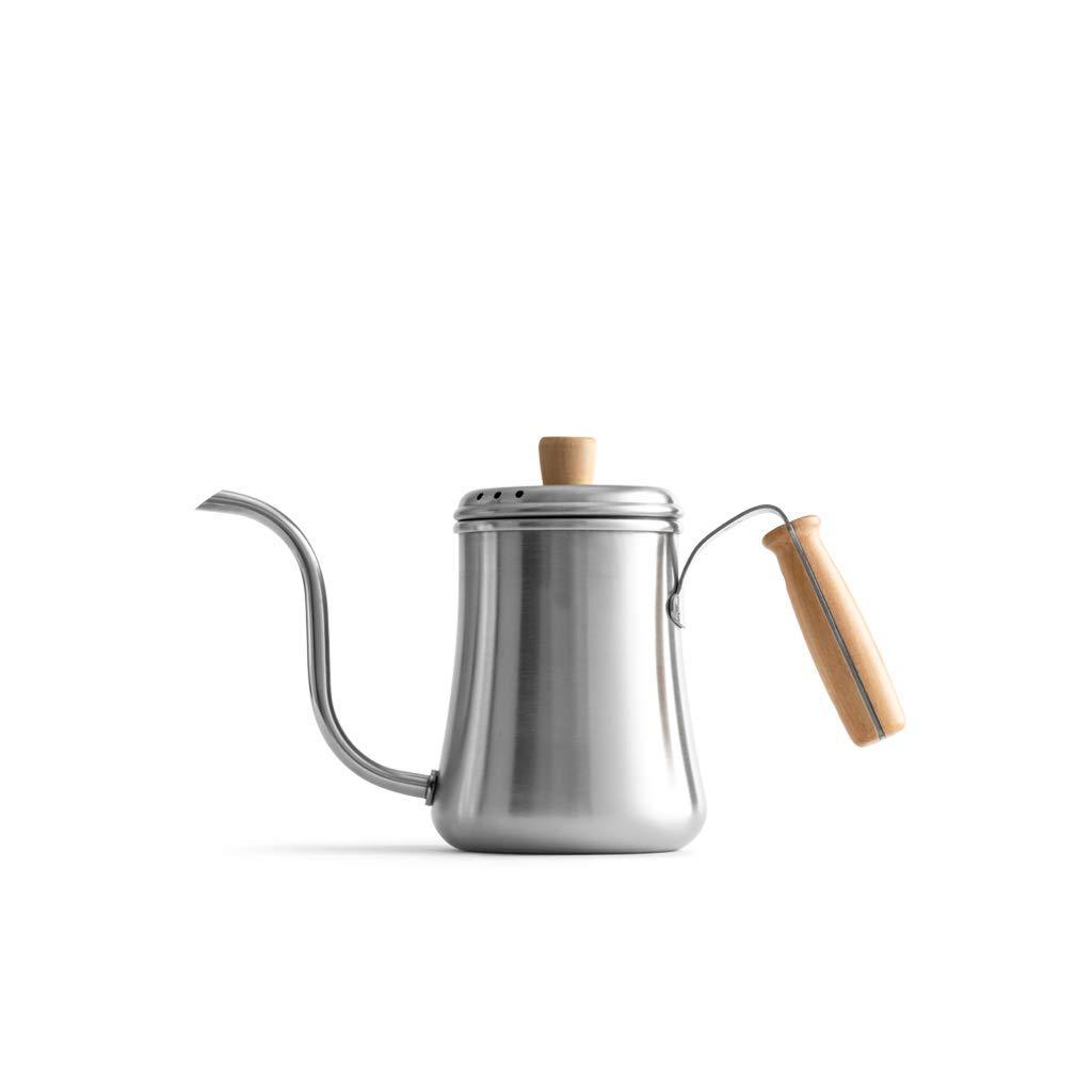 Acquisto Taoshengbujue Bollitore per caffè a Mano Bocca fine Drip Brewing Caffettiera Long Bouth Control Kettle 1L Prezzi offerta