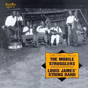 Louis James' String Band - Cajun String Bands