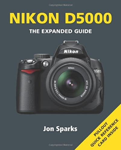 amazon com nikon d5000 expanded guide the expanded guide rh amazon com