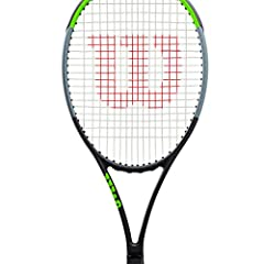 The most popular frame in Wilson's Blade series, the Blade 98 (16x19) V7.0 now features FeelFlex to connect players with the ball unlike ever before. Featuring carbon mapping placed strategically throughout the frame, FeelFlex increases frame...
