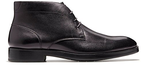 Cole Haan Lace Oxfords - Cole Haan Men's Air Colton Saddle, Pavement/Lemon Ice, 7.5 M US