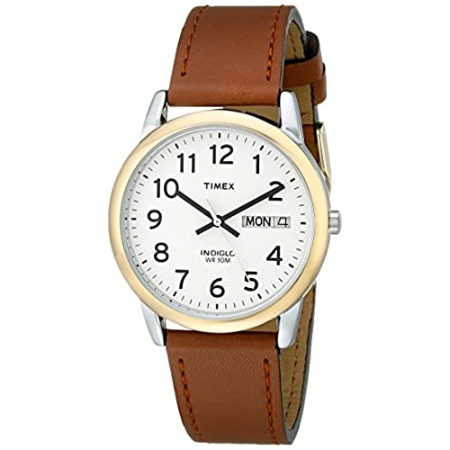 Light brown leather watch for Dovoda watches