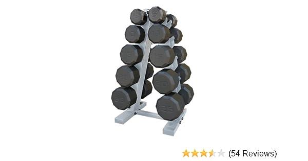 a06cbef34 Amazon.com   CAP Barbell Dumbbell Set   Dumbbell Racks   Sports   Outdoors