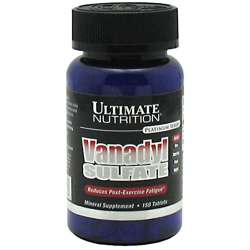 Ultimate Nutrition vanadyle
