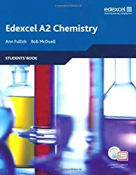 Edexcel A Level Science: A2 Chemistry Students' Book (EDEXCEL A LEVEL SCIENCES)