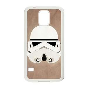 Samsung Galaxy S5 Cell Phone Case White Star Wars E5905514