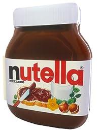 Le grand livre forme Nutella par Keda Black