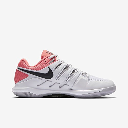 Multicolore HC NIKE Fitness Femme Grey Black Air Chaussures WMNS 001 Vapor X Zoom Vast de atmo aqvqXFw