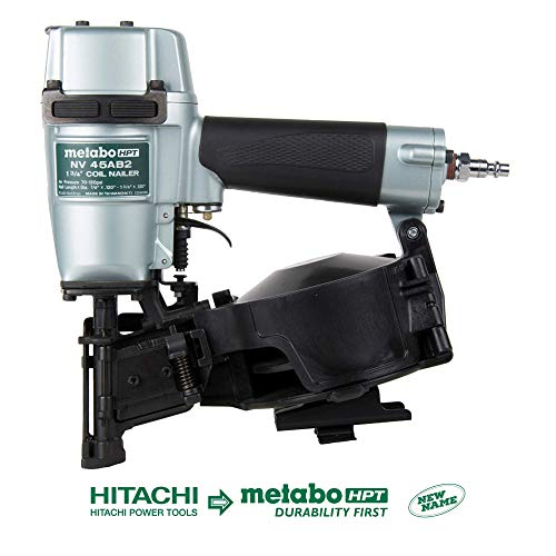Metabo HPT Roofing Nailer