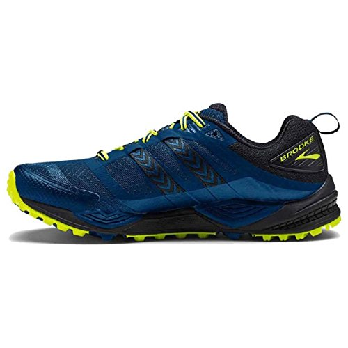 Giallo Uomo Running 12 Scarpe Brooks Cascadia Da Trail x0HWvqz