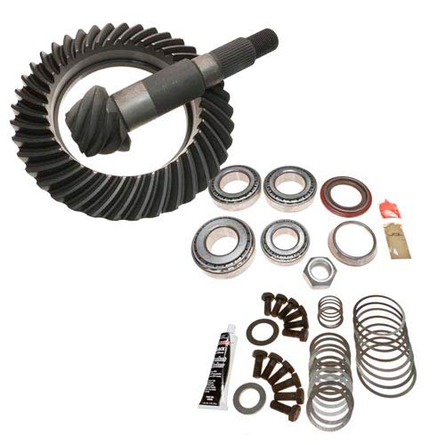 3.54 RING AND PINION & MASTER BEARING INSTALL KIT - DANA 80 ()
