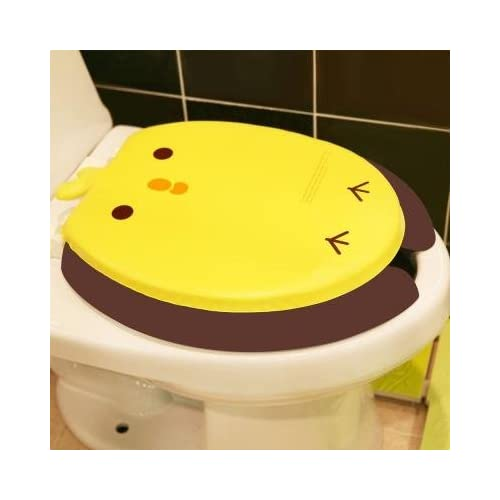 Happy Seat Chick Soft Padded Round Toilet Seat best