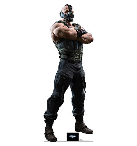 ne Life Size Cardboard Cutout Standup - The Dark Knight Rises (2012 Film) ()