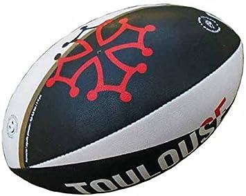 Balón de Rugby de Toulouse, colección para Fans, tamaño 5 ...