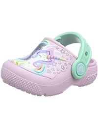 Kids' Girls Sparkle Unicorn Clog