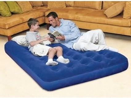 lit dappoint matelas gonflable pneumatique 2 personnes