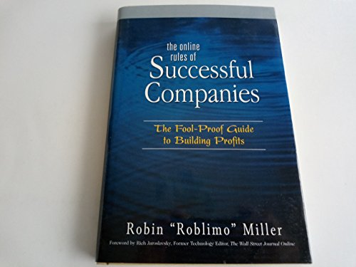 The Online Rules of Successful Companies: The Fool-Proof Guide to Building Profits