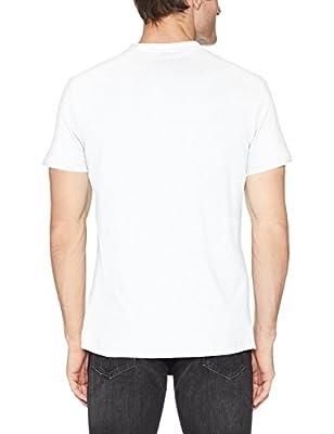 Calvin Klein Men's Short Sleeve V-Neck T-Shirt with Pocket