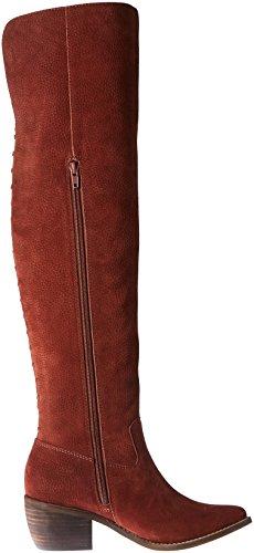 Kvinners Slentre khlonn Boot Lk Lucky Russet Brand 5vOwqxnU