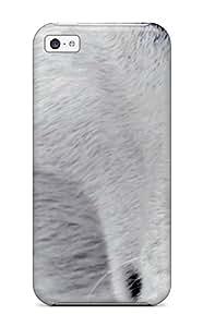 LixvsvJ322YUbqz Case Cover, Fashionable Iphone 5c Case - A White Wolf