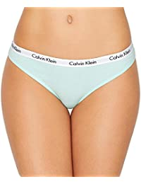 Women's 3 Pack Carousel Bikini Panty, Penelope/White/Keppel, M
