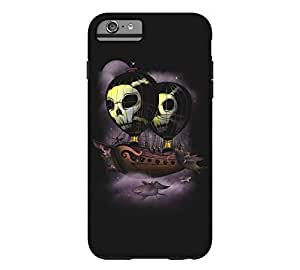 Hotair Pirates iPhone 6 Plus Black Tough Phone Case - Design By Humans
