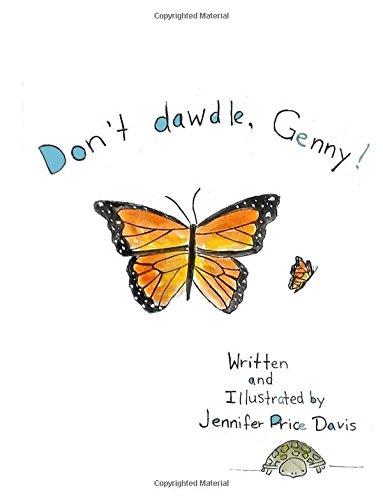 Read Online Don't dawdle, Genny! pdf epub