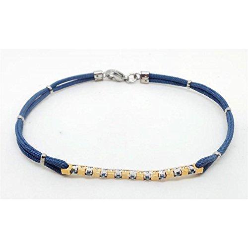 Bracelet COMETE UBR _ 376Femme Or Saphir