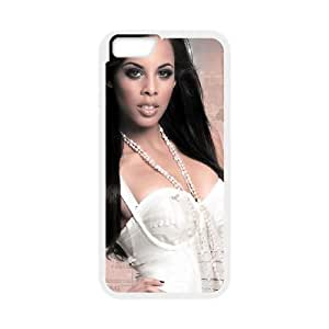 the saturdays rochelle humes iPhone 6 4.7 Inch Cell Phone Case White 53Go-289791
