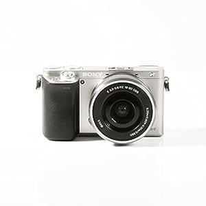 Sony A6000 16-50mm Kit (Gümüş)