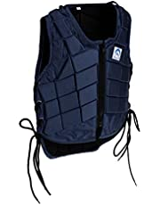 Prettyia Equestrian Horse Riding Safety Vest Protective Vest Body Protect Clothing Outdoor Sports Kit