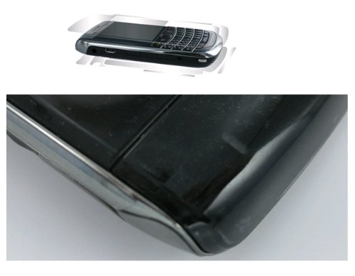 Moxyo Scratch-Proof Transparent Film for BlackBerry Bold 9700/9780 - Transparent