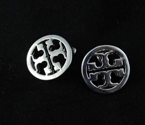trendy-t-round-earrings-studs-silver