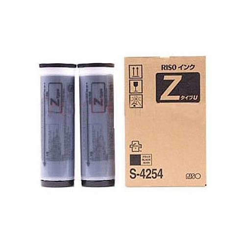 Risograph S-4254 OEM Toner - RZ220 220UI 220U390 Black Ink (2 Ctgs/Ctn) OEM - Ctg Copier