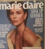 Marie Claire, June 2019, Charlize Theron (Cover)