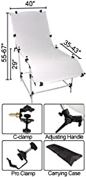 40x80 inch Tabletop Photo Studio Shooting Table