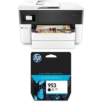 HP Officejet Pro 7740 Imprimante multifonction Jet d encre Couleur 22 ppm  SATA + HP be3f572d3a0f