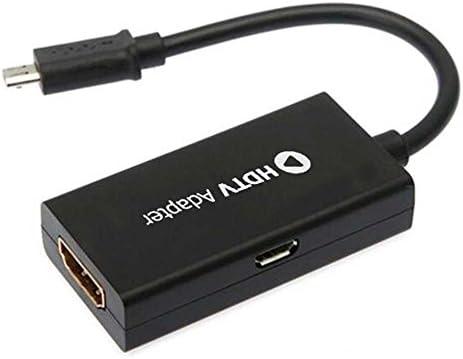 OcioDual Cable Adaptador Conversor Convertidor MHL Micro USB 11 ...