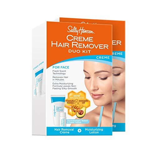 Sally Hansen Hair Remover Kit, 2 Count