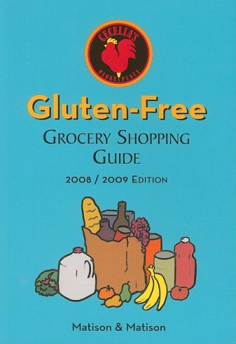 Cecelia's Marketplace Gluten-Free Grocery Shopping Guide by Kal-Haven Publishing
