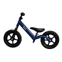 Kobe Aluminum Balance Bike-Lightest Pre-Bicycle on The Market-Ages 18 Months-5 Years-Blue