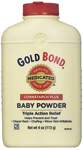 - Gold Bond Cornstarch Plus Baby Powder - 4 Oz by CHATTEM Labs.