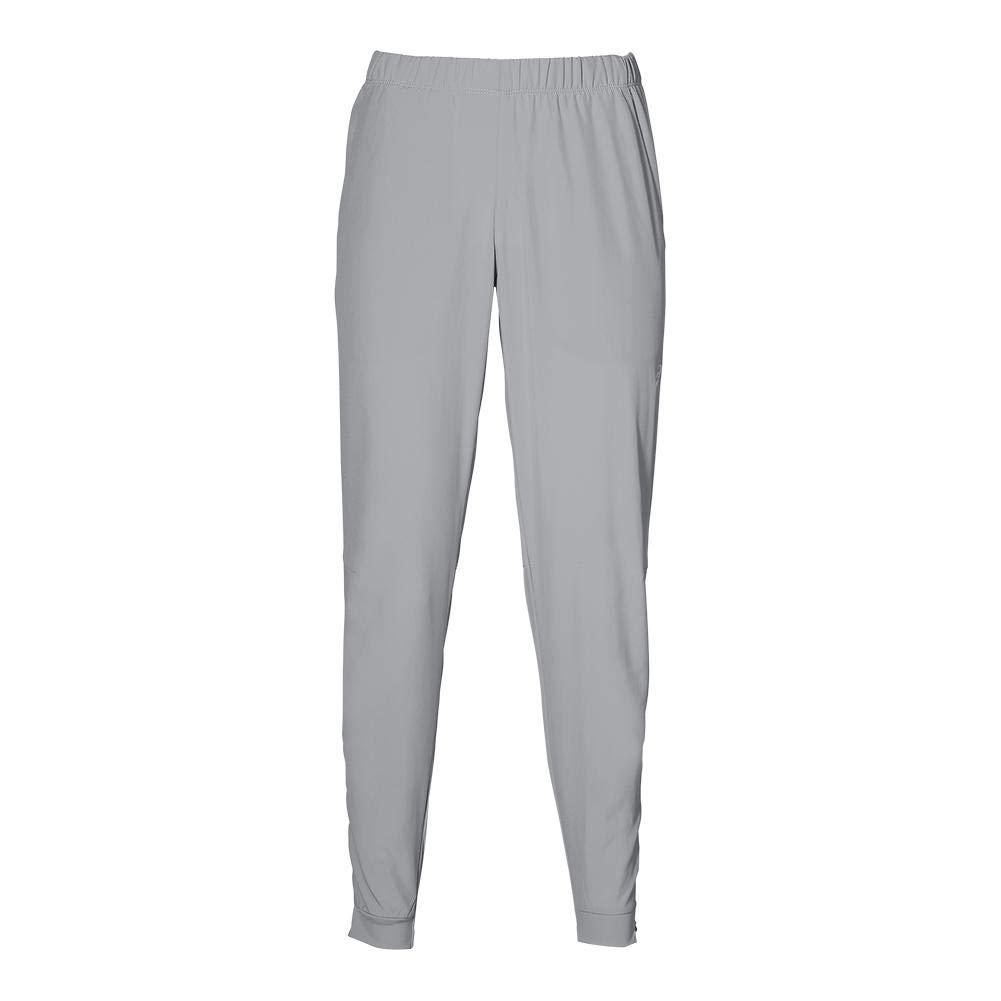 ASICS Women's Practice Pant, Mid Grey - Small