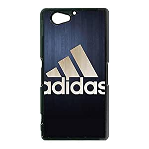 Well-known brand Adidas Phone Case For Sony Xperia Z2 Compact (Z2 mini) Adidas Crystal Style