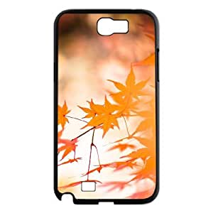 YCHZH Phone case Of Maple Cover Case For Samsung Galaxy Note 2 N7100